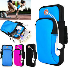 Sports Armband Bag Running Jogging Gym Arm Band Pouch Case Holder For Cell Phone
