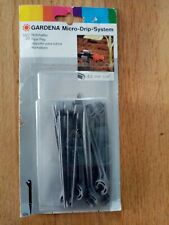 Gardena Micro drip System Pipe Peg Qty 10 Per Packet