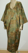 Kimono coat (ancient floral design of Japan) #1998