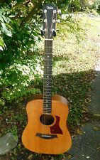 2008 BIG BABY TAYLOR ACOUSTIC GUITAR WITH PADDED CASE AND STRAP NEW CONDITION