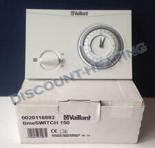 VAILLANT ECOTEC 150 MECHANICAL PLUG IN TIMER / PROGRAMMER 0020116882