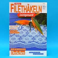 Diana | Filethäkeln leichtgemacht | Nr. 17 | Die schönsten Deckchen