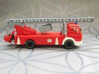 Wiking  H0,1:87, Mercedes-Benz NG 1619 DLK 23-12 Metz Drehleiter, gebraucht,