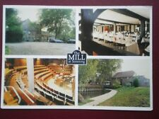 POSTCARD BERKSHIRE THE MILL AT SONNING - MULTI VIEW