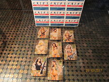 2009 Bench Warmer Limited Boot Camp SP Set w/79A Lei 8 Cards H73-H80