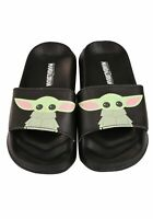 Mandalorian the Child Soccer Slide Sandal