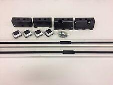 Audi A6 4F Avant - Schienensystem / Fixierset zum Nachrüsten komplett *TOP*