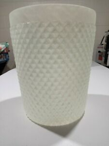 Avanti Linens Pearl Drop Bathroom Wastebasket - Aqua - GallyHo