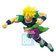 BANDAI Banpresto Dragon Ball Z DBZ Super Saiyan Yellow Broly PVC Statue New
