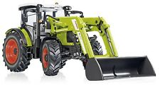 Wiking 077829 CLAAS ARION 430 mit FRONTLADER 120 1:32 NEU OVP-