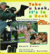 Take a Look, It's in a Book: How Television Is Made at Reading Rainbow - VeryGoo