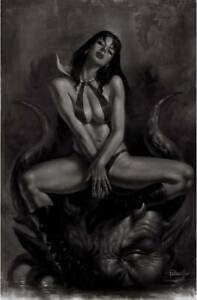 Vampirella 20 Lucio Parrillo 1:50 Virgin Incentive Variant Bad Girl New NM