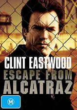 Escape From Alcatraz - Action / Thriller / Escape - Clint Eastwood - NEW DVD