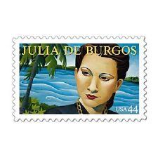 2010 44c Julia de Burgos, Puerto Rico's illustrious poet Scott 4476 Mint F/VF NH
