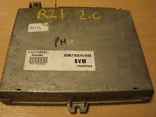 Moteur ecu-renault 21 rx 2.0 1990-96 S101710101 7700854536 H0M7700747899