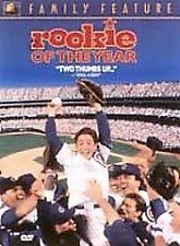 Rookie of the Year (DVD, 2002)-Gary Busey-Thomas Ian Nicholas-Region 1