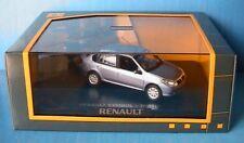 RENAULT CLIO THALIA SYMBOL II TRICORPS BLEU ECUME 2008 NOREV 7711425978 1/43