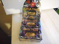 1X 1993 STAR TREK PACK : Skybox Master Series Bulk Lot available Data Picard