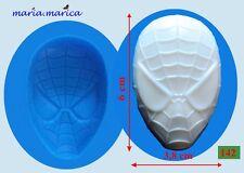 Silikonform silicone mold (142) Spiderman cake fondant sugarcraft