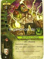 Warhammer Invasion - 1x #010 Redface Zappa - Cataclysm
