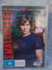 SMALLVILLE COMPLETE FOURTH SEASON  6 DISC BOXSET  DVD MA R4