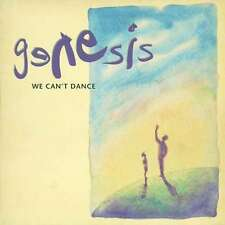 GENESIS WE CAN'T DANCE DOPPIO VINILE LP 180 GRAMMI NUOVO SIGILLATO