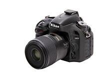 easyCover Nikon D600/ D610 EA-ECND600B Silicone Camera Protective Case Black