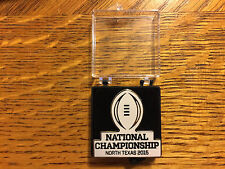 2015 VIP BCS National Championship Inaugural Lapel Pin - NEW!!!