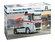 Italeri 3948 - 1/24 Mercedes-Benz MP4 Big Space - Neu