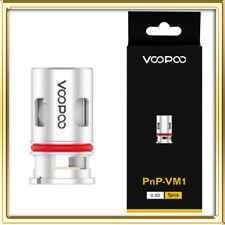 RESISTANCES VOOPOO DRAG X et VINCI PNP-VM1 32/45 WATTS 5PIECES