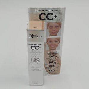 4 ml it Cosmetics CC+ Colour Correcting Full Coverage Cream + Concealer SPF 50