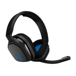 ASTRO A10 Gen 1 Wired Gaming Headset Grey/Blue for PS4 / Xbox One & Mobile NEW