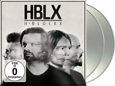 "H-Blockx ""hblx"" Deluxe Edition CD + DVD Digipack NEU Album 2012"