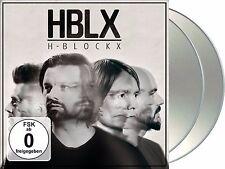 "H-Blockx ""hblx"" Deluxe Edition CD + DVD Digipack NEU Album 2012"