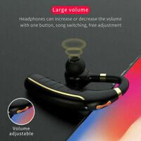Kopfhrer Bluetooth 5.0 Kabellos Kopfhörer Sports Headset Für Samsung Huawei HTC