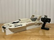 Classic Mrp Rc Boat Hydroplane With Remote