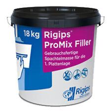 Rigips Feinspachtelmasse ProMix Filler Spachtelmasse Spachtel Pro Mix 18 kg