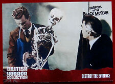 BRITISH HORROR COLLECTION - Horrors of the Black Museum - EVIDENCE - Card #30