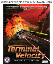 Terminal Velocity 1995 PC Mac Linux Game
