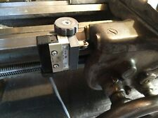 South Bend Lathe 910k Carriage Stop Limit Switch