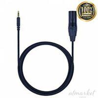 FOSTEX Balance cable ET-RPXLR XLR 4 poles Compatible models T60RP from JAPAN