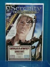 Serenity: Firefly Class 03-K64 #1 Dark Horse 2014 Signed Georges Jeanty Csc Coa