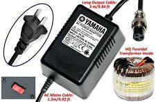 YAMAHA PA20 Power Supply AC Adaptor: WHARFEDALE PRO R-1604FX PRO R-2004FX