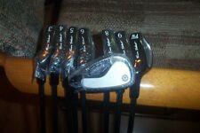 BRAND NEW Pro Select Tour Select X101  Oversize 3-pw irons regular shaft mens LH