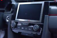 PLACCA HONDA CIVIC X TYPE-R FK8 GT SPORT PLUS PRESTIGE TOURING i-VTEC 2017 TYPER