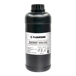 FlashForge 3D Printer Standard/ABS Like/Washable Resin 405nm Quick UV-Curing
