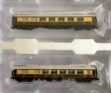 GRAHAM FARISH 'N'  2 x BR Mk1 PULLMAN CARS. New, Unboxed