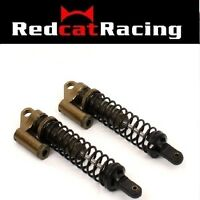 Redcat Racing Rear Shock Absorbers Aluminum (2pcs) 710016
