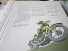 Motorrad Archiv Geschichte 002 Geleitwort Schorsch Meier