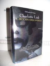 LIBRO Charlotte Link IL PECCATO DELL'ANGELO ed.2011 Traduzione Umberto Gandini